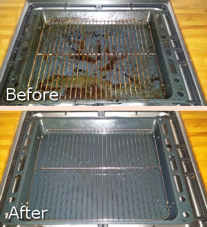 Cooker Cleaning